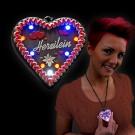 """LED Gingerbread Heart """"Herzilein"""""""