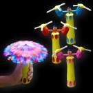 """LED Duplex Sunlight Spinner """"Clown"""""""