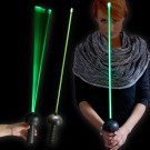 """LED Laser Epee """"Green"""""""