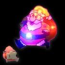 """LED Blinky """"Santa Claus"""""""