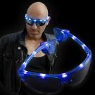 """LED Trend Glasses Sport """"Blue"""""""