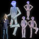 "LED Halloween Decoration Figurine ""Manfred"""