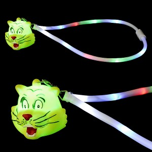 "LED Snowchain ""Tiger With 10 LEDs"""